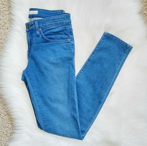 JOIE Mid Rise Skinny Viola Jeans Size 25.